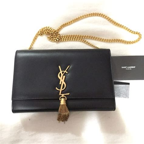 yves saint laurent handbags auth ysl medium