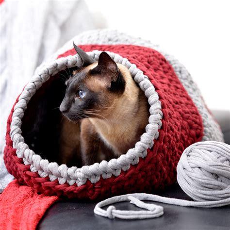 crochet pattern cat cave crochet cat cave