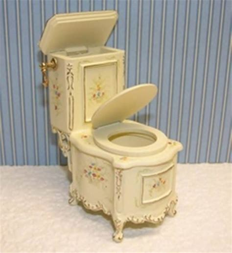 fancy toilet image joke