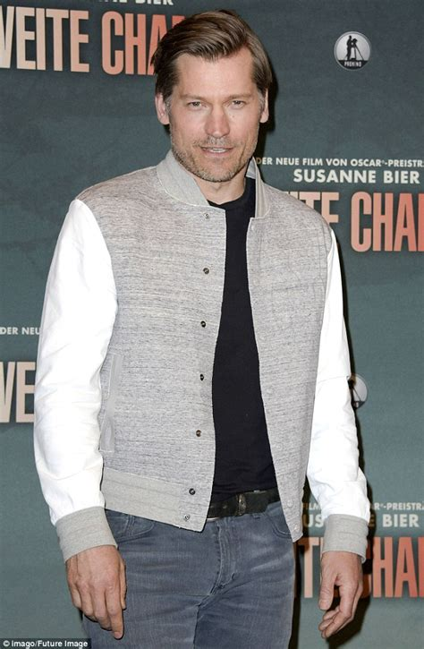 game of thrones kingslayer actor change game of thrones nikolaj coster waldau promotes a second