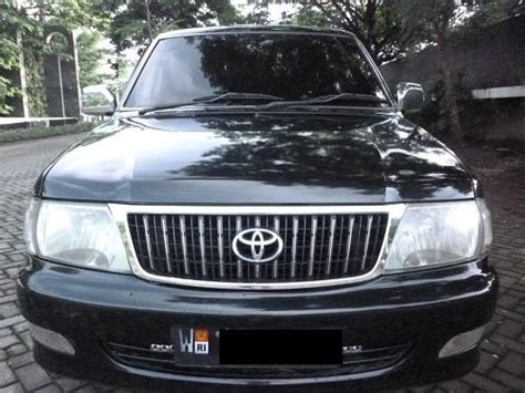 Tv Mobil Kijang toyota new kijang lgx 1 8 bensin manual tv ac dobel sangat