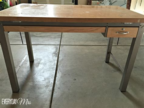 Make A Drafting Table Diy Bar From Drafting Table Everyday Mrs