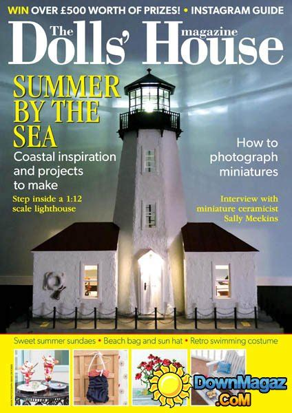 dolls house magazine the dolls house uk july 2015 187 download pdf magazines magazines commumity
