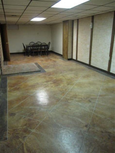interior floors gallery concrete resurfacing