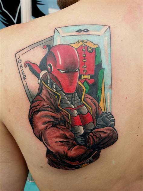 red hood tattoo 153 best images about tattoos by steve rieck on