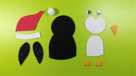 imagenes navidras en goma eva ping 252 ino de goma eva para decorar tus manualidades de navidad