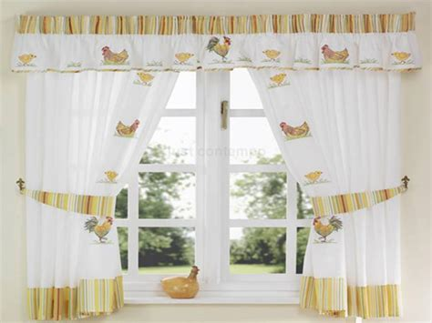 Kitchen Curtain Patterns Kitchen Ideas