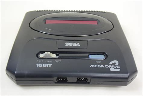 sega console mega drive 2 sega console system boxed haa 2502 tested