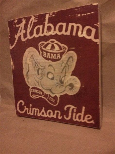 Alabama Crimson Tide Home Decor 166 Best Images About Rtr Football On Pinterest Alabama Mobiles And Football
