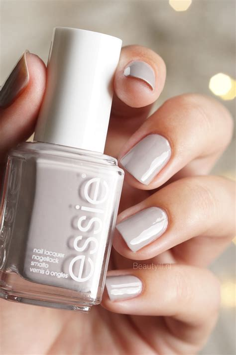 nail polish color for june 2014 essie snow and lavender on pinterest