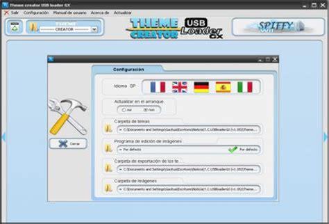 theme creator usb loader gx theme creator usb loader gx wii scenebeta com