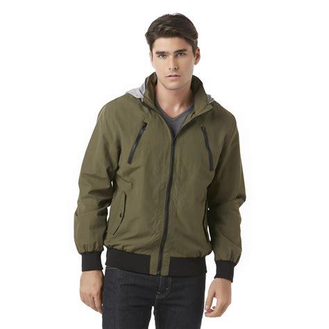 Jaker Hoodie Outerwear Jaket Bomber Hoodie route 66 s hooded bomber jacket