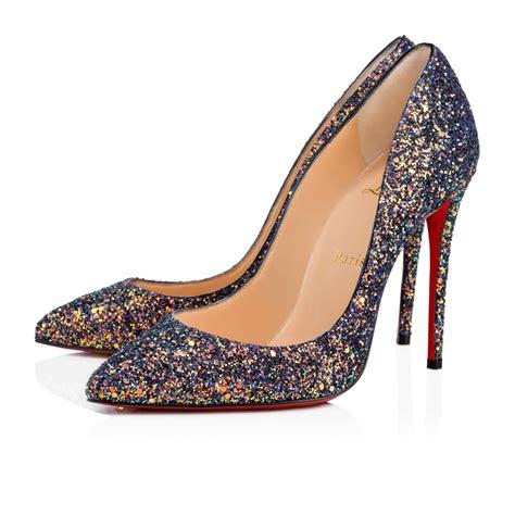 Prewalker Heels Sparkling Blue pigalle follies 100 china blue glitter shoes