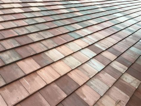 Flat Roof Tiles Flat Roof Tile Installation Floridian Blend Miami General Contractor