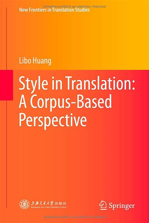 Wardrobe Translation by Style In Translation A Corpus Based Perspective Avaxhome