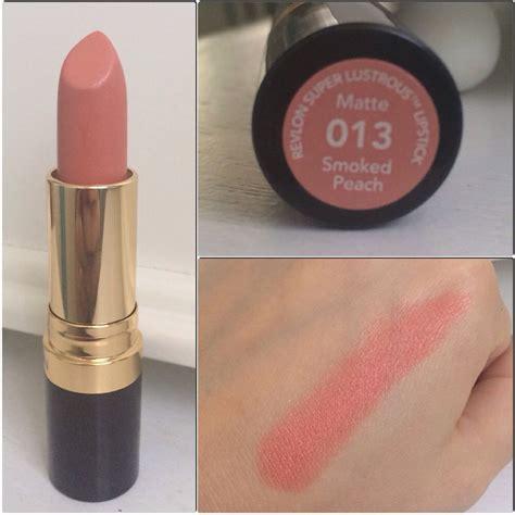 Revlon Smoked revlon lustrous lipstick in smoked follow my