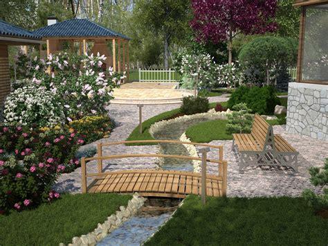 the backyard garden n1 by i t h i l on deviantart