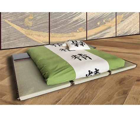 futon e tatami kit letto 3 tatami decorati futon da 11 a 15 cm
