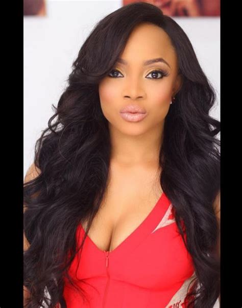 toke makinwa it s all about having a sixth sense on toke makinwa s vlog