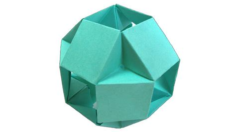 Modular Origami 12 Units - modular origami tutorial 12 units master of