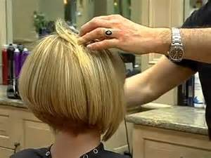 show pictures of a haircut called a stacked bob short bob haircut by dogan youtube youtube
