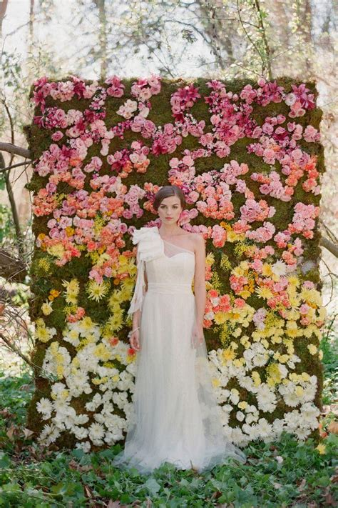 Garden Wedding Ideas Pictures Garden Wedding Wedding Garden Theme 2093350 Weddbook