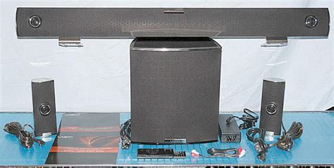 vizio vht510 5 1 channel home theater system