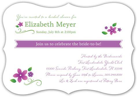 kleinfeld bridal shower invitations in paradise wedding shower invitation kleinfeld paper