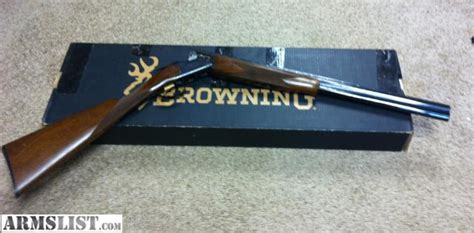 Wrench Light Armslist For Sale Browning Citori Over And Under