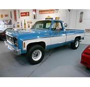 1974 Chevrolet Cheyenne 20 4x4 Original  Classic