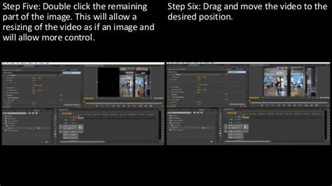 adobe premiere cs6 zoom in on picture how to crop a video in adobe premiere pro cs6