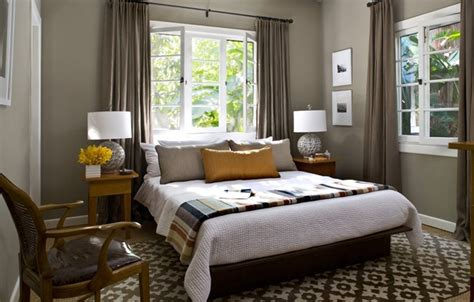 brown and grey bedroom earthy bedrooms