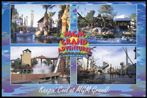 theme park las vegas mgm grand adventures theme park 1994 a photo on flickriver