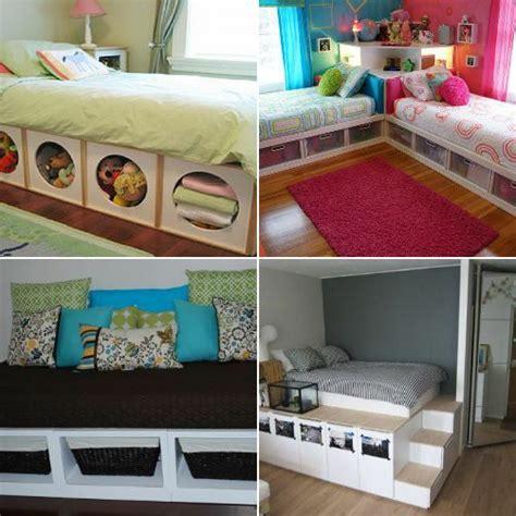 under bed storage ideas 25 b 228 sta under bed organization id 233 erna p 229 pinterest