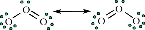 ozone electron dot diagram ozono struttura di lewis chimicamo org