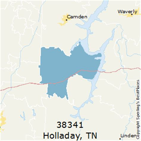 best places to live in holladay zip 38341 tennessee