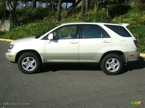 Lexus Rx300 2000 by Pearl White 2000 Lexus Rx 300 Exterior Photo 39172502