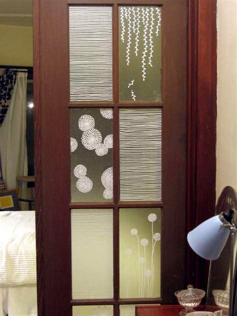 Fenster Sichtschutz Basteln by Diy Project Window Design Sponge