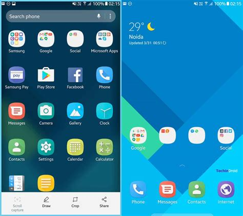 launcher galaxy s7 edge apk how to install galaxy s8 launcher on s7 s7 edge free