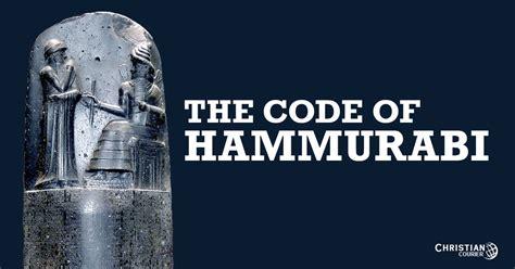 the code of hammurabi classic reprint books the code of hammurabi christian courier