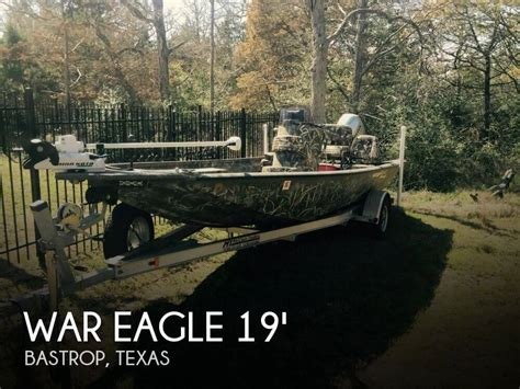 war eagle boats for sale in louisiana used war eagle boats for sale boats