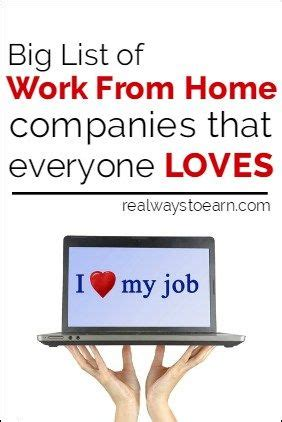 Best Work From Home Companies Mba by 44605 Best Work At Home Images On