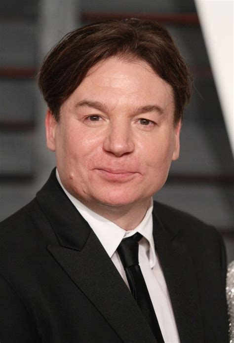 mike myers the actor austin powers has gone grey actor mike myers sports