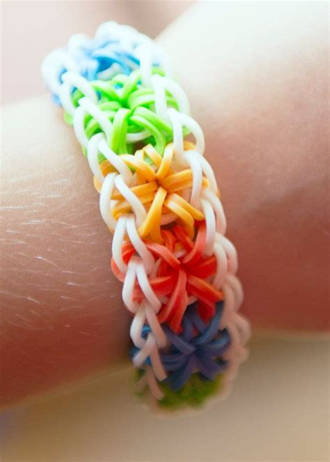 Dijamin Loomband Rainbow 83 best images about rubber band bracelets on
