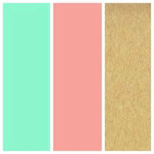 colors that go with mint green these as wedding colors mint green coral and gold