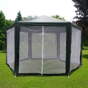 Gazebo Shade Screen by Quictent Outdoor Canopy Gazebo Party Wedding Tent Screen