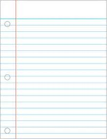 7 best images of notebook paper printable pdf wide ruled