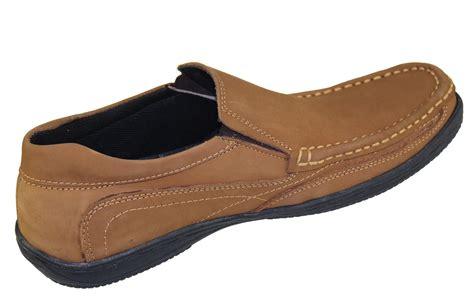 walking comfort mens slip on loafers boat deck mocassin comfort walking