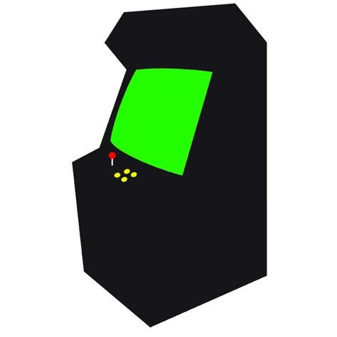 Arcade Cabinet Icon file arcade machine icon png wikimedia commons