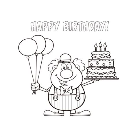 custom happy birthday coloring pages marvellous happy birthday daddy coloring pages 16 in